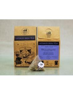 Latgales ziedu tēja, maisiņos