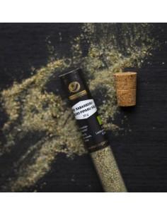 Rabarberu-melno piparu sāls...