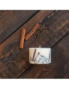 Sojas vaska svece ar kanēļa...