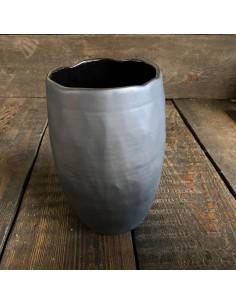 Keramikas vāze, 19 cm