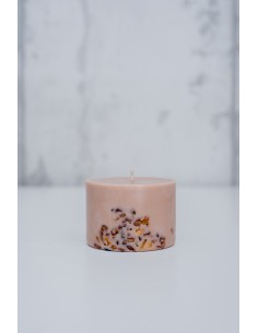 Sojas vaska svece ar...